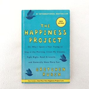 The Happiness Project Paperback Book